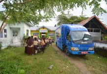 Bioling di Kabupaten Bone Bolango