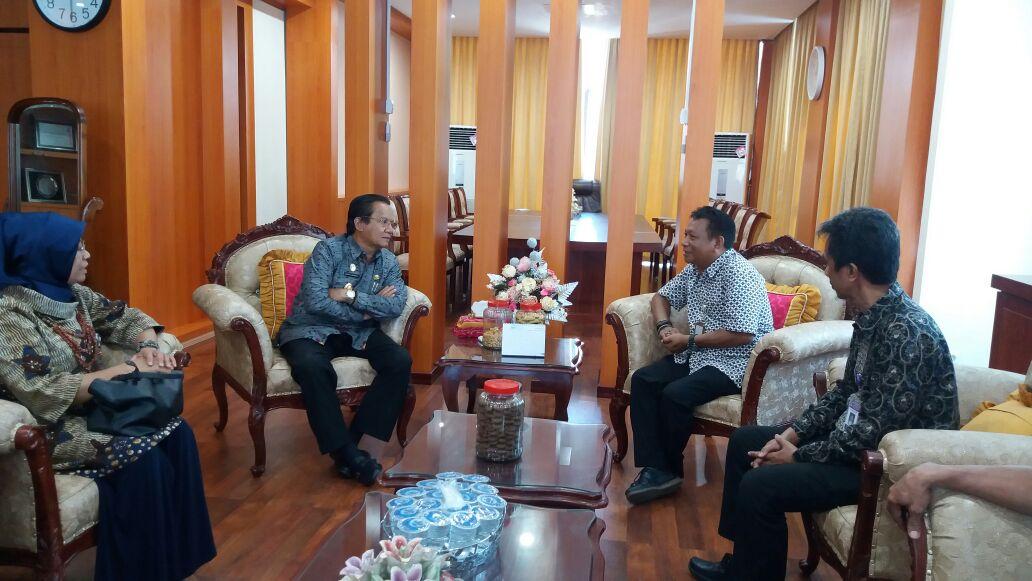 Read more about the article Koordinasi Pelaksanaan Lokakarya Penyusunan Pokok-Pokok Pikiran Kebudayaan Daerah Klaster 17