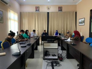 Read more about the article Kunjungan Tim Inspektorat