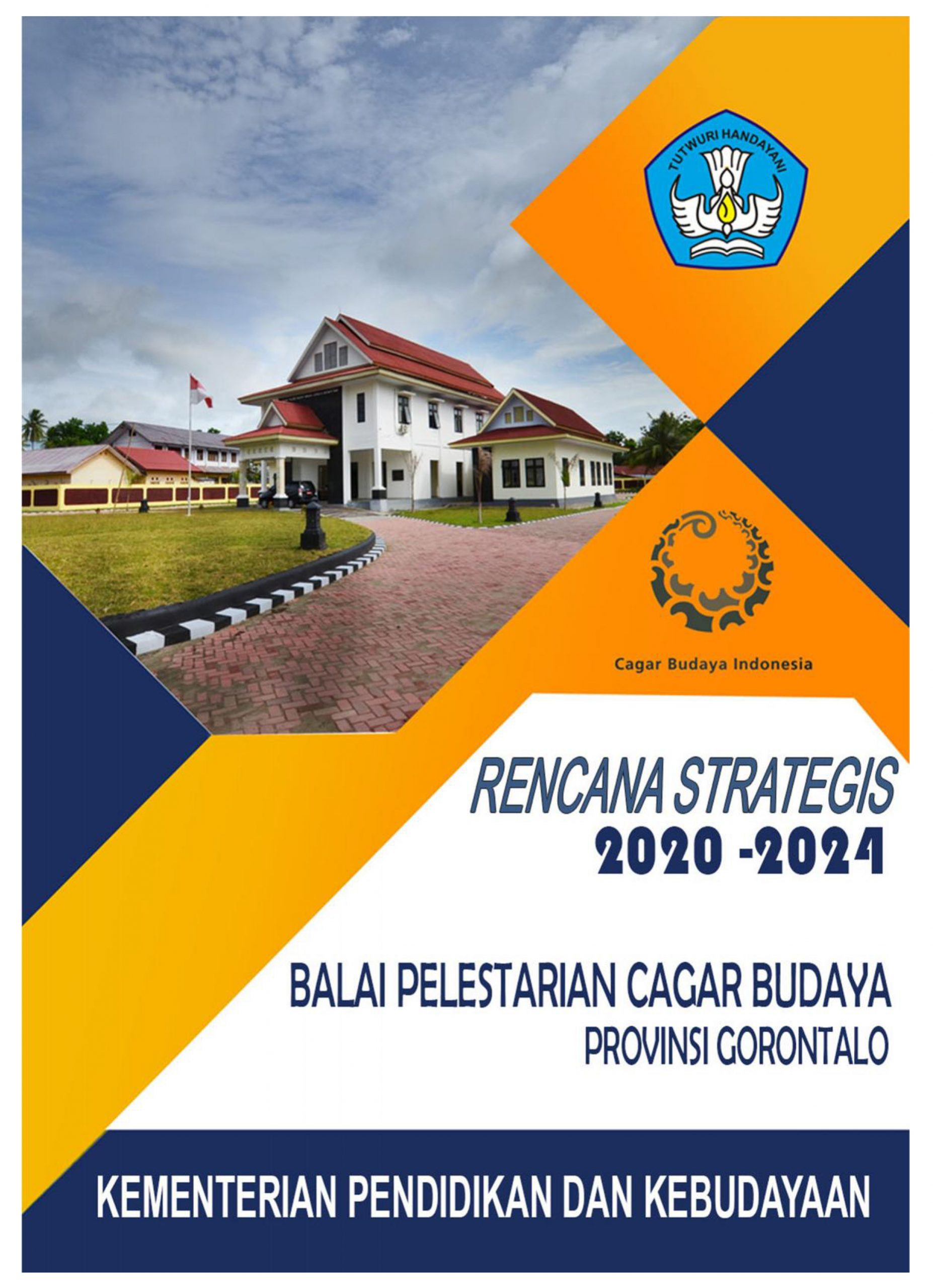 Read more about the article Rencana Strategis (Renstra) Balai Pelestarian Cagar Budaya Provinsi Gorontalo Tahun 2020-2024