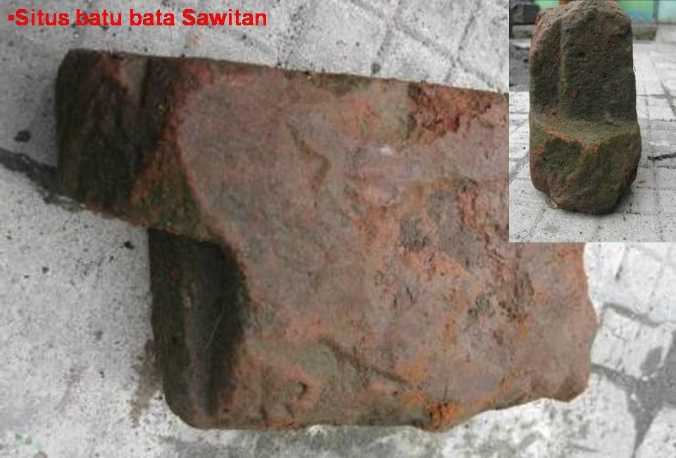 Situs Sawitan, Satu Lagi Situs Batu Bata Di Kabupaten Magelang
