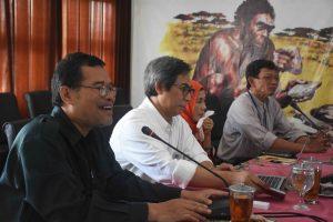 Read more about the article Sekretaris Jendral Direktorat Jenderal Kebudayaan Melakukan Pembinaan Pegawai di BPCB Jateng