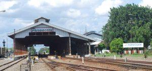Read more about the article Stasiun Purwosari Surakarta, Stasiun Vital Penghubung Daerah Penting
