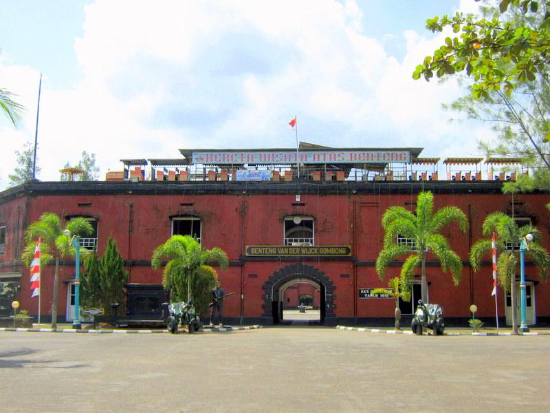 You are currently viewing Benteng Van Der Wijk Gombong