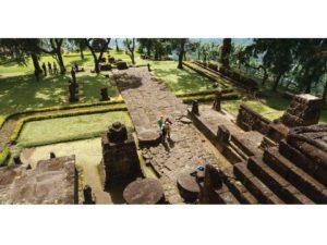 Read more about the article Lereng Barat Gunung Lawu (Peninggan Arkeologi Di Lereng Barat Gunung Lawu)