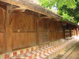 Read more about the article Pembagian Ruang Pada Rumah Adat Kudus