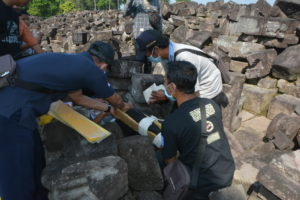 Read more about the article Melatih Kesiapan dalam menghadapi Bencana, BPCB Jateng Menyelenggarakan Pelatihan