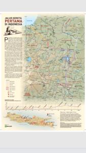 Read more about the article Semarang – Tanggung, Jalur Kereta Api Pertama di Indonesia