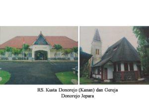 Read more about the article Keterkaitan Rumah Sakit Donorejo dengan Gereaja Donorejo