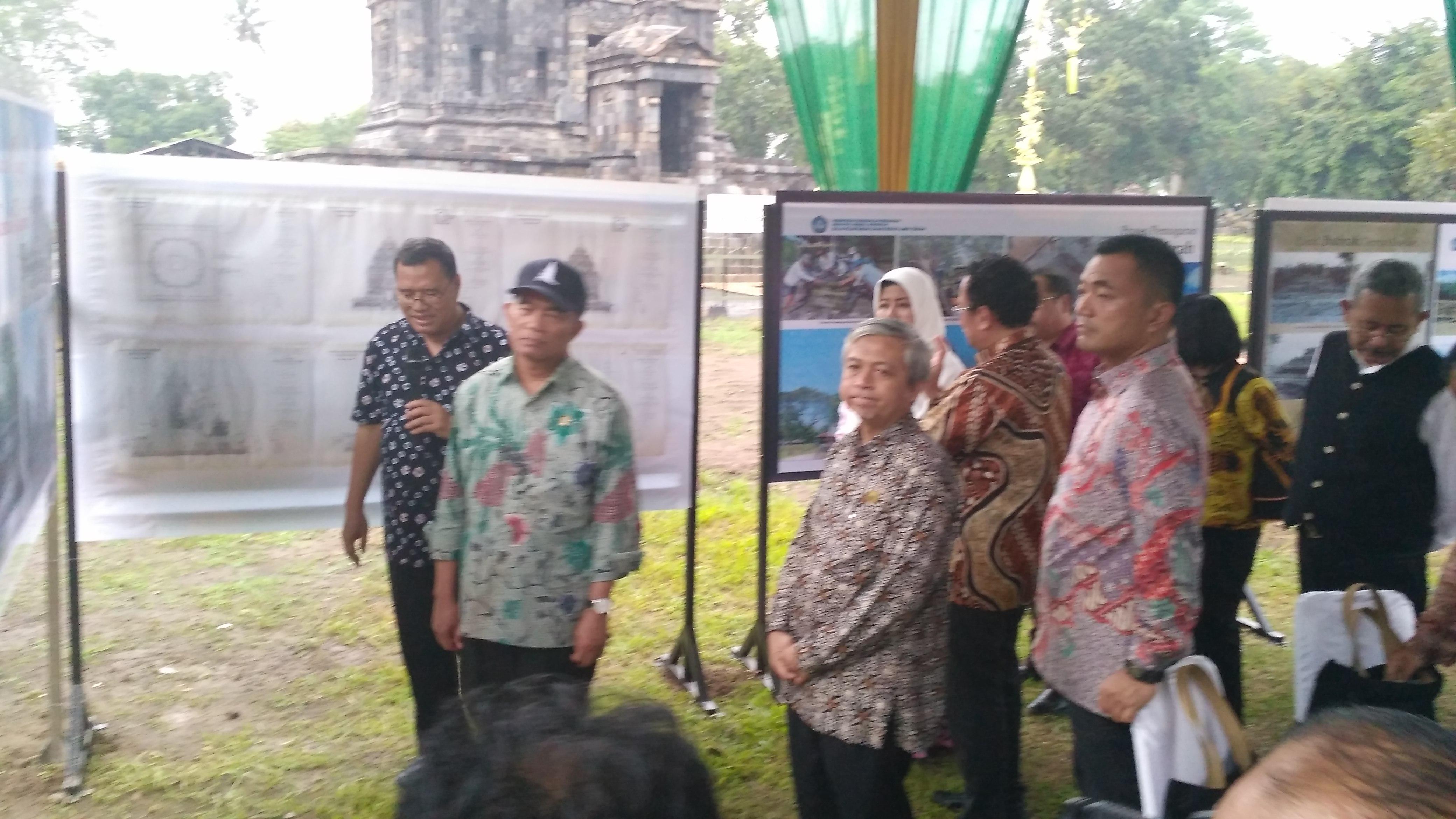 You are currently viewing Menteri Pendidikan Dan Kebudayaan Resmikan Purna Pugar Candi Bubrah