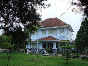 Read more about the article Kompleks Rumah Dinas Korem Salatiga, Bangunan Bergaya Art Deco Bertingkat Dua