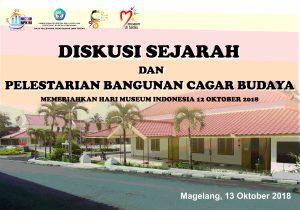 Read more about the article Merayakan Hari Museum, BPCB Jateng dan Museum BPKRI Gelar Acara Nobar
