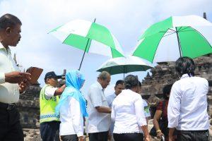 Read more about the article Menteri Luar Negeri Srilangka Kagumi Candi Plaosan