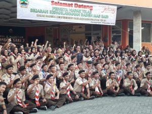 Read more about the article Anggota SWBB Kwarcab Klaten Ikuti Kegiatan Napak Tilas Sejarah Kepahlawanan Raden Mas Sahid