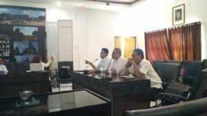 Read more about the article Tim Inspektorat Jenderal Kemendikbud Lakukan Evaluasi Wilayah Bebas Korupsi di BPCB Jateng