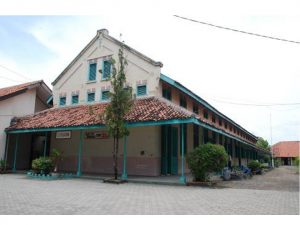 Read more about the article Gedung SMP N 1 Tegal