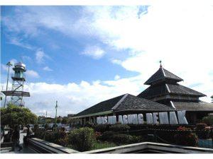 """Cagar Budaya Nasional Jawa Tengah"" Bagian XI Masjid Agung Demak"