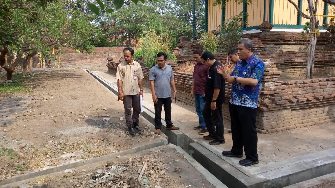 Rehabilitasi Situs Makam Tegal Arum Kabupaten Tegal : Lestari Lebih Lama Menuju Masyarakat Sejahtera