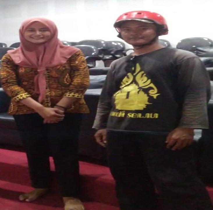 Read more about the article Restu Hidayat, Belajar dari Batu yang Diam