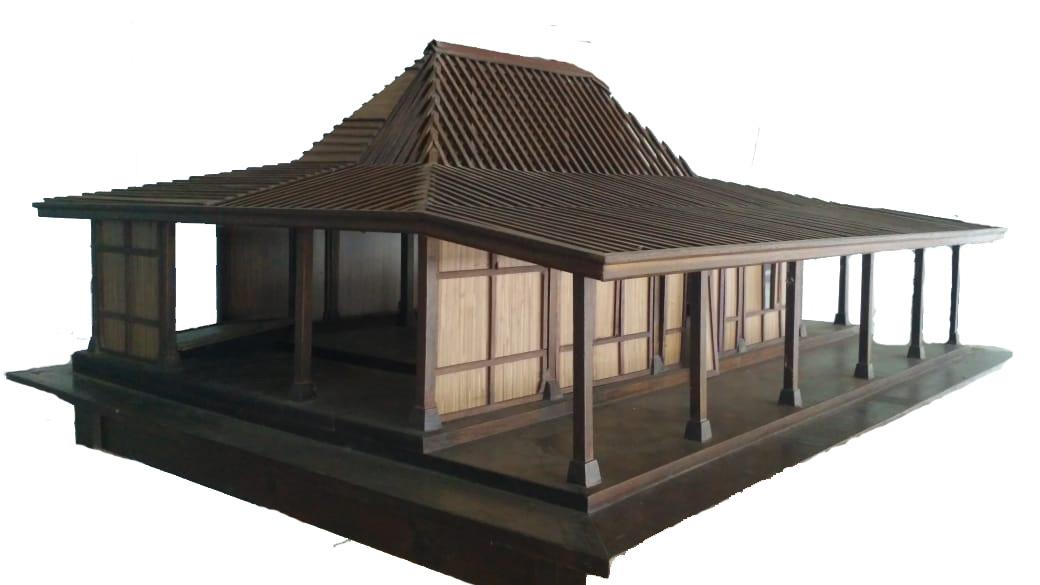 Rumah Jawa, Rumah Ideal di Wilayah Beriklim Tropis