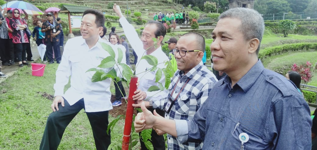 Read more about the article Belajar Menjaga Lingkungan di Gedongsongo