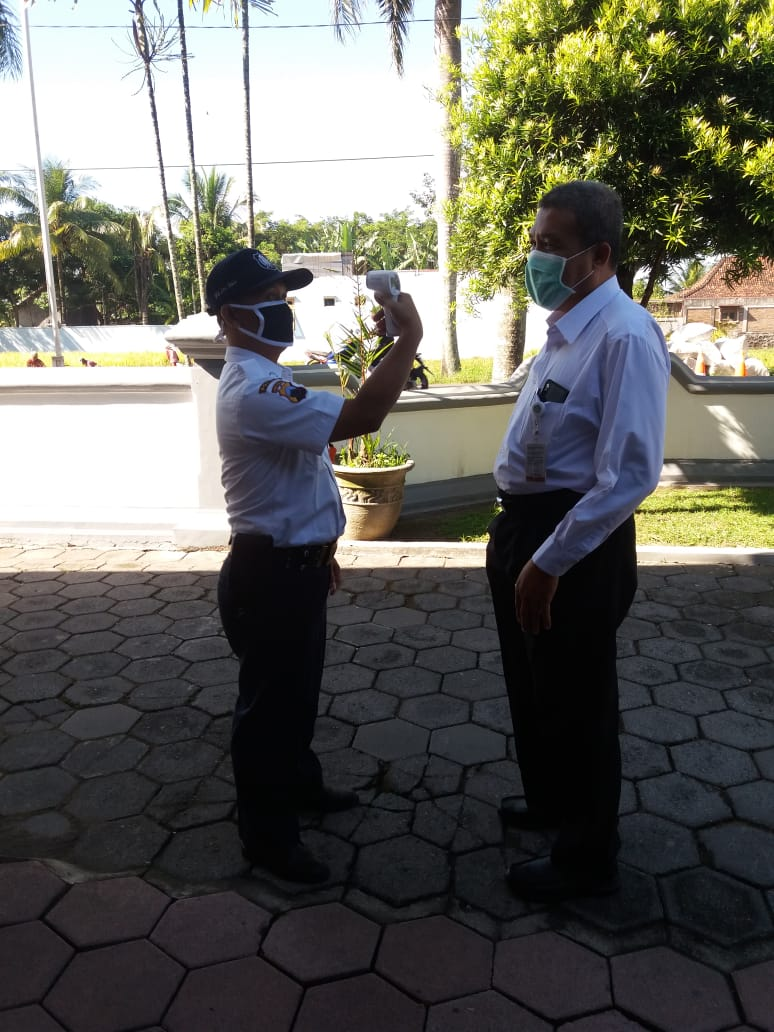 Read more about the article BPCB Jateng Lakukan Protokol Untuk Cegah Covid-19