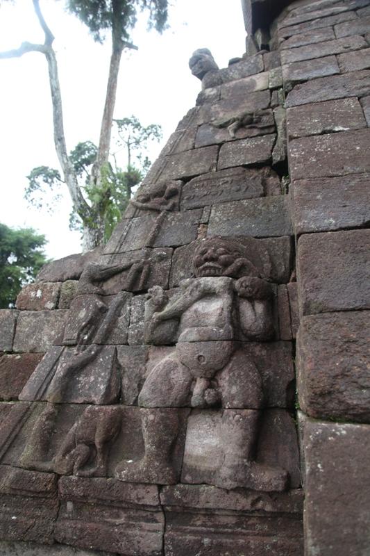 Read more about the article Peninggalan Lereng Barat Gunung Lawu, Kembalinya Peradaban Klasik Ke Jawa Tengah