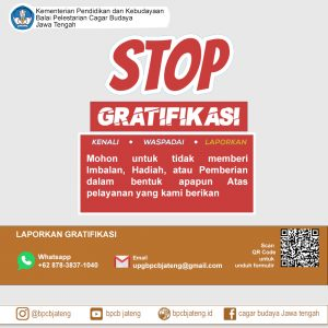 Read more about the article Stop Gratifikasi