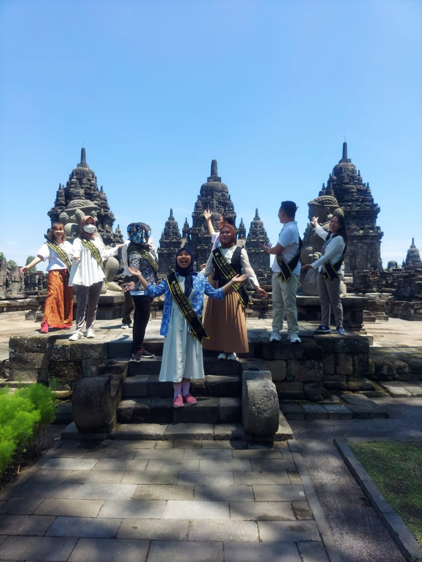 Read more about the article Duta Museum DIY Kunjungi Candi Sewu