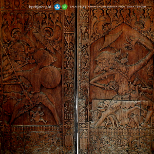 Read more about the article Ragam Tema Ornamentasi, Manusia / Dewa,  Jawa Tengah Sebuah Potret Warisan Budaya