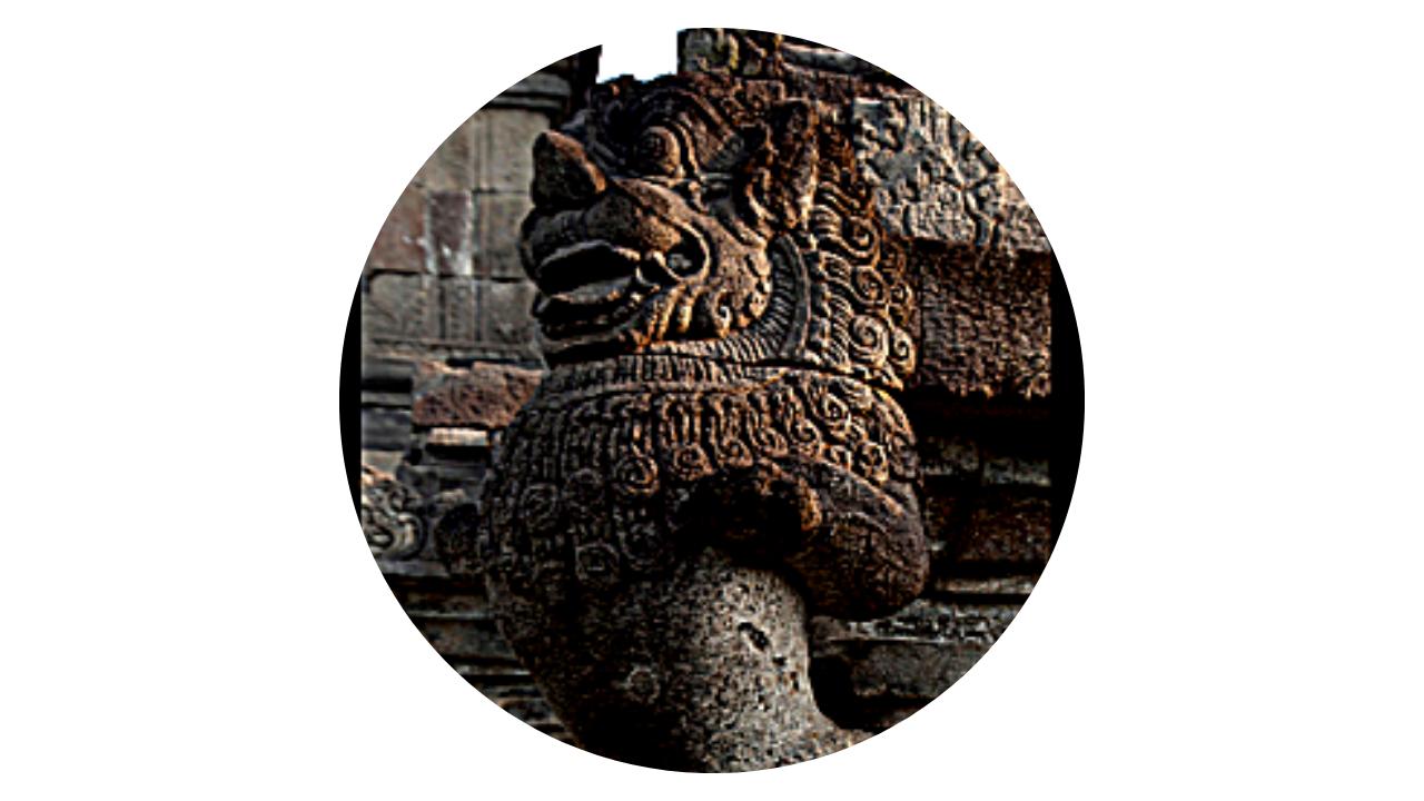 Read more about the article Ragam Tema Ornamentasi, Harimau dan Singga, Jawa Tengah Sebuah Potret Warisan Budaya
