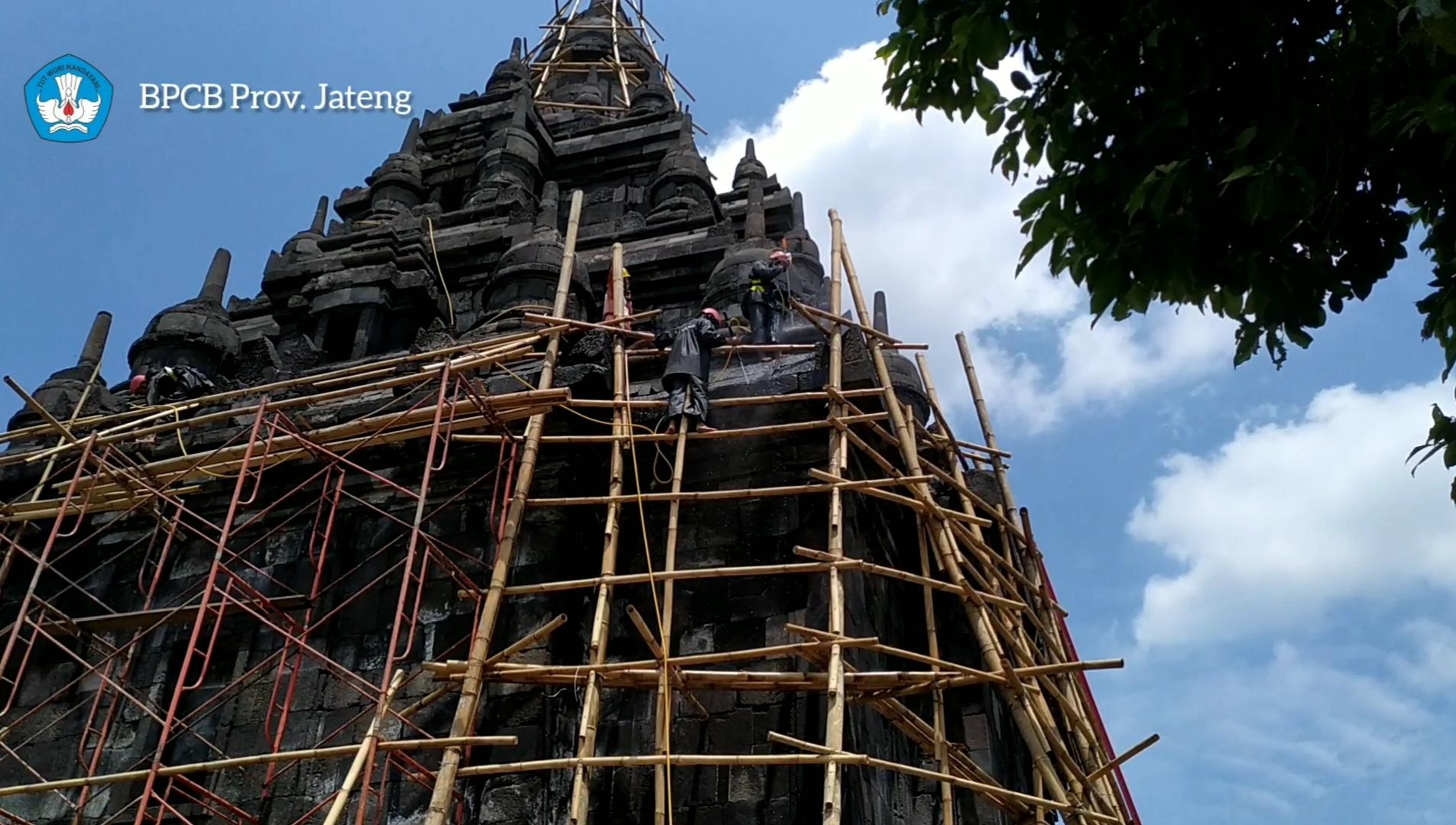 Read more about the article BPCB Prov. Jawa Tengah Konservasi Candi Sojiwan