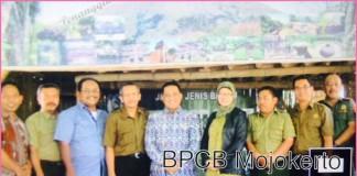 Rakor Pembahasan Konservasi Ekologi Kawasan CB Gn. Penanggungan di Trawas, Mojokerto(16/9)
