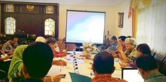 Rakor BPCB Se-Inonesia di BPCB Jawa Timur