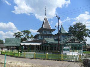 Masjid Tua Banua Halat atau Masjid Al-Mukarramah