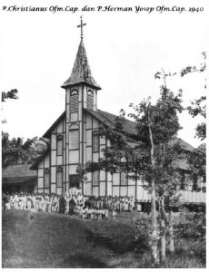 Read more about the article Gereja Santo Fidelis / Gereja Sejiram