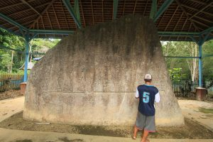 Read more about the article Batu bertulis (Situs Batu Pait)