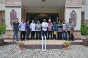 Kunjungan Dari Dinas Kebudayaan Dan Pariwisata Kapuas Hulu, Kalimantan Barat