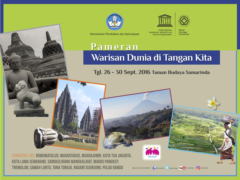 "Read more about the article ""Pameran Warisan Dunia Ditangan Kita"""