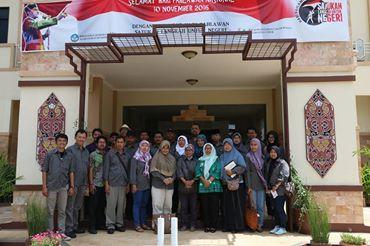 Read more about the article Kunjungan Dinas Kebudayaan Provinsi Daerah Istimewa Yogyakarta