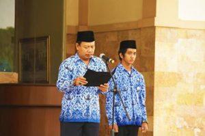 """Read more about the article """"Upacara peringatan """"Hari Guru Nasional Tahun 2016 dan HUT Ke-71 Persatuan Guru Republik Indonesia"""""""
