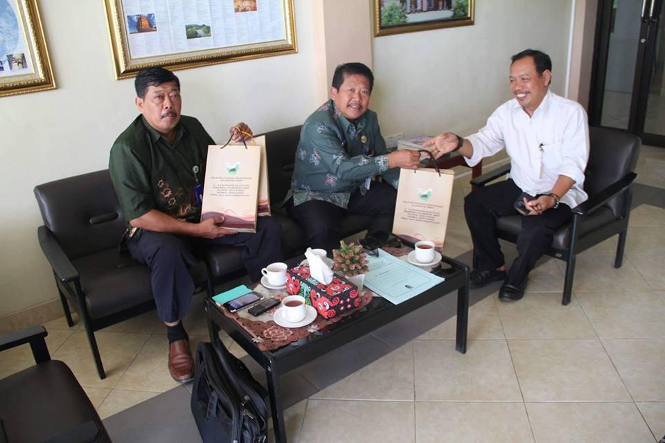 Kunjungan Dinas Pendidikan dan Kebudayaan Kota Balikpapan