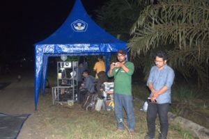 Read more about the article Kegiatan Bioskop Keliling di Pasar Rabu, Kabupaten Paser