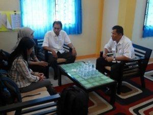 Monitoring dan Evalusi Keterawatan Cagar Budaya di Keraton Kesultanan Sambas