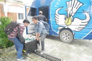 Read more about the article Bioskop Keliling SMPN 4, Kabupaten Penajam Paser Utara