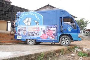 Read more about the article Bioskop Keliling Desa Bangun Mulya, Kabupaten Penajam Paser Utara