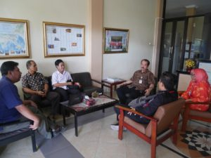 Read more about the article Kunjungan Direktorat Pelestarian Cagar Budaya dan Permuseuman