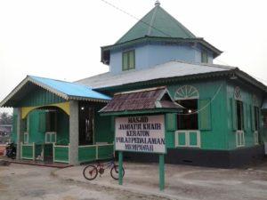 Read more about the article Masjid Jami Atul Khair Mempawah