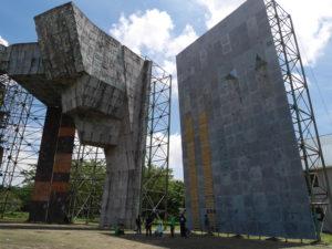 Read more about the article Latihan Panjat Staf BPCB Kalimantan Timur