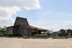 Konservasi Rumah Tradisional Banjar Bubungan Tinggi dan Gajah Baliku